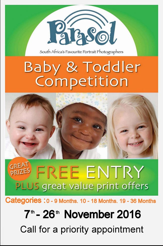 Baby and Toddler Portrait Photo Competition